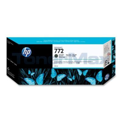 HP NO 772 INK CARTRIDGE MATTE BLACK 300ML
